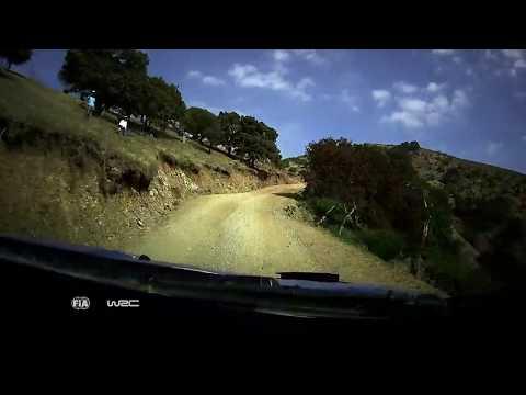 WRC - Rally Guanajuato México 2019: ONBOARD Pedro Heller SS19