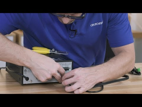 How to connect RCA cables to Phoenix-style connectors | Crutchfield video