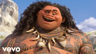Dwayne Johnson - You're Welcome (From 'Moana')