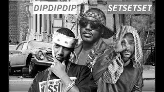 DiP DIP SET SET MOVIE STARRING Cam'ron, Juelz Santana, Jim Jones and Freaky Zeekey by Jordan Tower
