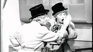 Lucille Ball And Harpo Marx   The Mirror Routine