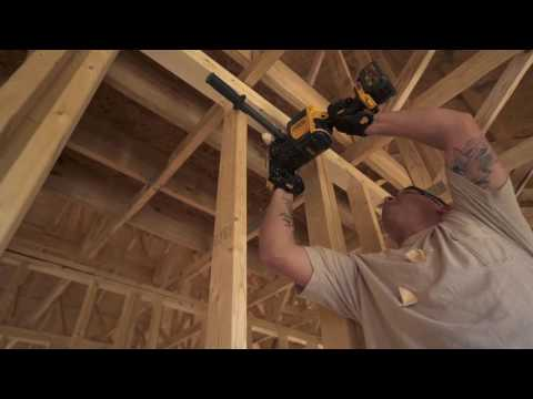 DEWALT FLEXVOLT™ DCD460 60V MAX* Stud & Joist Drill First Look