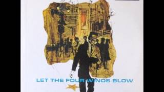 Fats Domino  -  Let The Four Winds Blow  -  [Studio album 12]  Imperial  stereo LP 12073