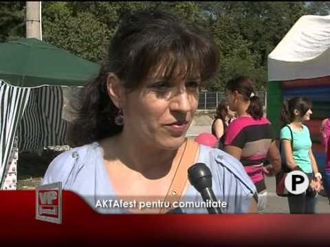 AKTA fest pentru comunitate