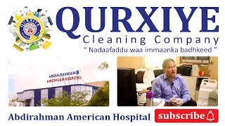 Qurxiye cleaning company