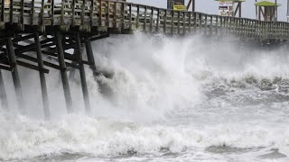 "Hurrikan ""Florence"" erreicht Ostküste Amerikas"