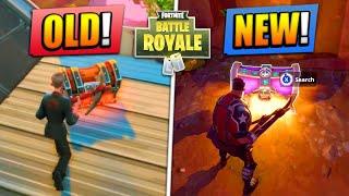 NEW Fortnite vs OLD Fortnite! (CHALLENGE)