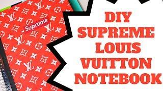ecbc023cf9ab2 How to draw the Supreme logo (DIY Supreme logo) - colorful days
