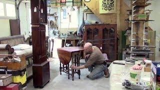 Restoring a Gateleg Table