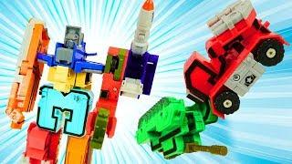 Трансботы Боевой Расчёт! Распаковка игрушки Трансформеры с Фёдором.