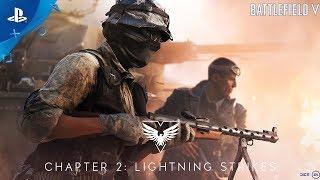 Battlefield V Update - Chapter 2: Lightning Strikes | PS4