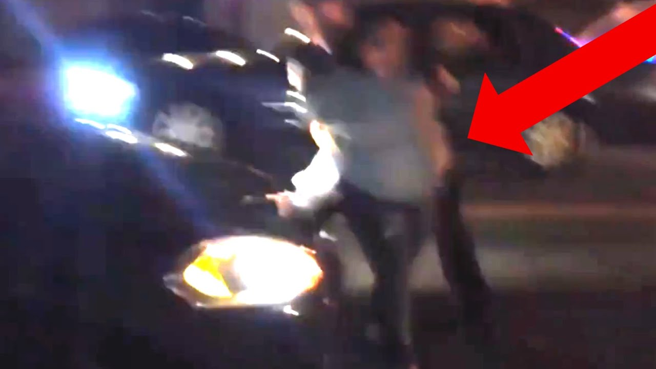 Pregnant Woman Tased, Slammed Face Down Into Ground By Cops thumbnail