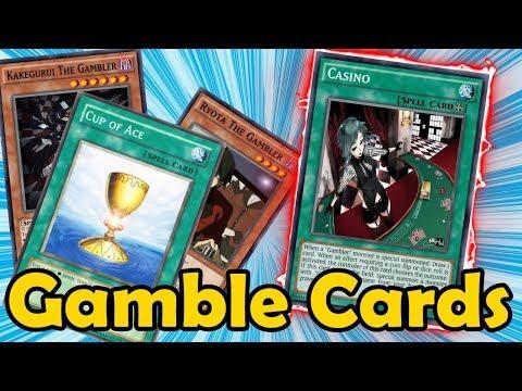 Custom Card Reviews - Gambler