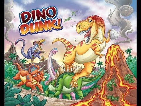 Bower's Game Corner: Dino Dunk Review