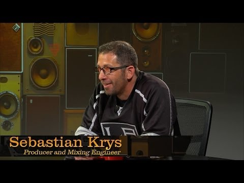 Producer and Mix Engineer Sebastian Krys – Pensado's Place #165