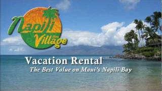 preview picture of video 'Napili Village - Napili Bay Vacation Rental Hotel'