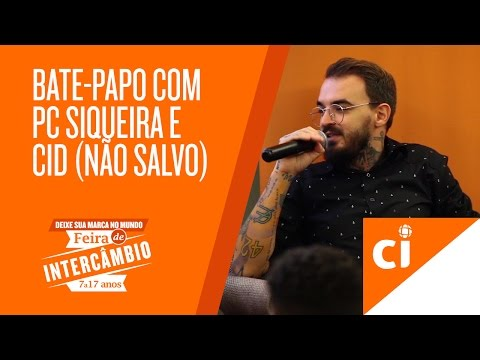 #FeiraCI | Cid e PC Siqueira
