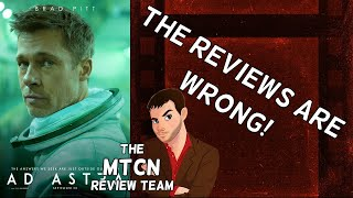 Ad Astra Review - RANT TIME!!! (Feat. Mahan) *reupload*