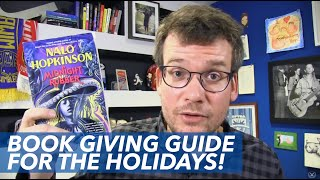 Johns Book Giving Guide For The Holidays!