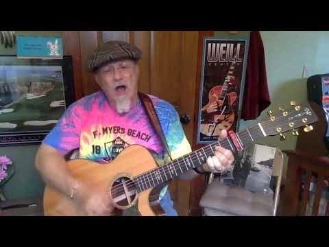 1020 Amarillo By Morning George Strait Cover With Chords And