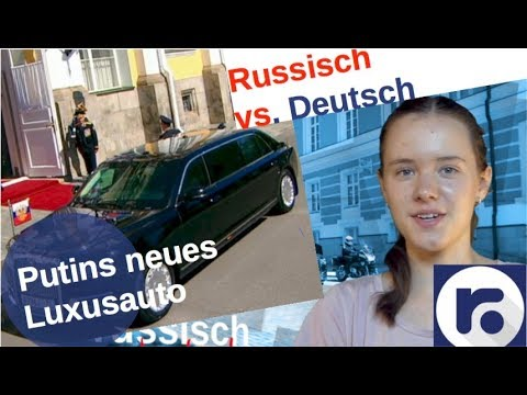 Putins neues Luxusauto [Video]