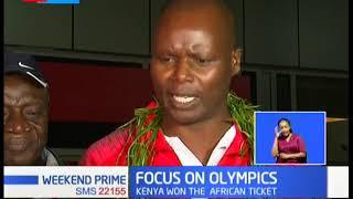 Malkia strikers head coach Paul Bitok hopeful that his team will bag the 2020 Tokyo Olympic trophy