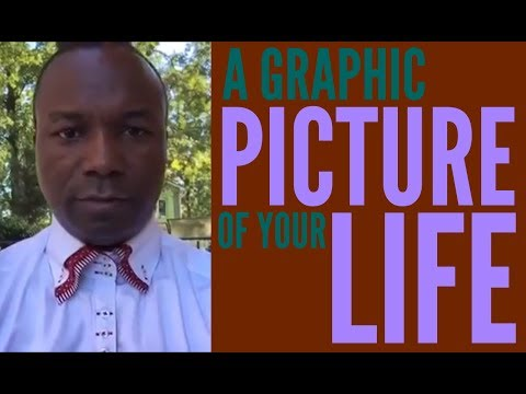 2016-08-29: A GRAPHIC PICTURE OF YOUR LIFE