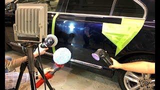 Учим полировать авто! СМОТРИТЕ нашу ИНСТРУКЦИЮ! Премиальная полировка в Detailing Alarm!