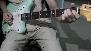 James Bond Theme - Guitar Lesson w/tabs