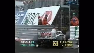 How Idiotic Fool UTTP drove in Formula 1