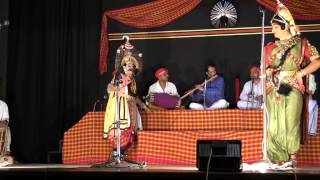 Yakshagana – Kalidasa With A Touch Of Flute – Part 4