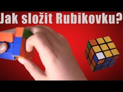 f99b43c3bb92 Rubikova kocka – návod na skladanie. podobne Ako si poskladať tričko