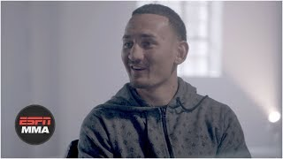 Max Holloway: I wouldn't be where I am without my grandparents | UFC 240 | ESPN MMA