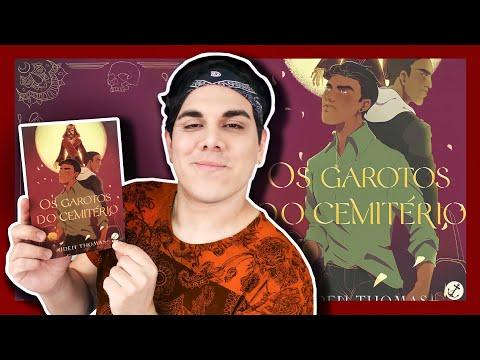 Resenha OS GAROTOS DO CEMITÉRIO ? ???? | Aiden Thomas | Galera Record