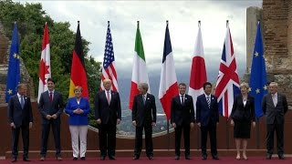 Fractures between Trump and allies visible at G7 meeting