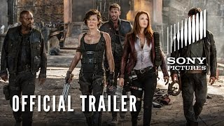 Official Trailer - Resident Evil