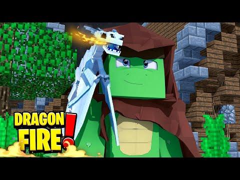 THE DRAGON TRIALS - Minecraft DragonFire Modpack