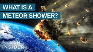 What You Actually See During A Meteor Shower