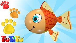TuTiTu Animals | Animal Toys for Children | Fish and Friends