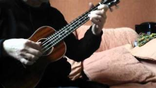 Sevillanas on Ukulele