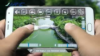 Ultrathin Wifi FPV Selfie Drone 720P Camera Auto Foldable Arm Altitude Hold RC Quadcopter VS H49 E57