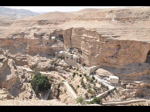מסלול טיולים מרהיב באזור נחל פרת ומנזר סנט ג'ורג'