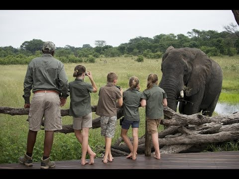 Family Safaris with African Bush Camps