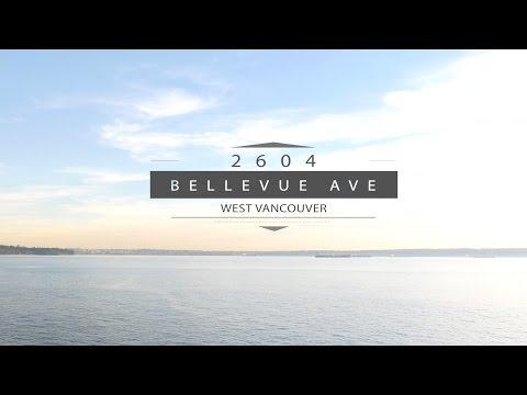 2604 Bellevue Avenue, West Vancouver I Brock Smeaton - 360hometours.ca