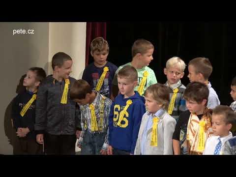 Zahájení školního roku 2018/2019 v ZŠ Sedlec-Prčice