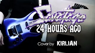 Savatage - 24 Hours Ago - Full guitar cover