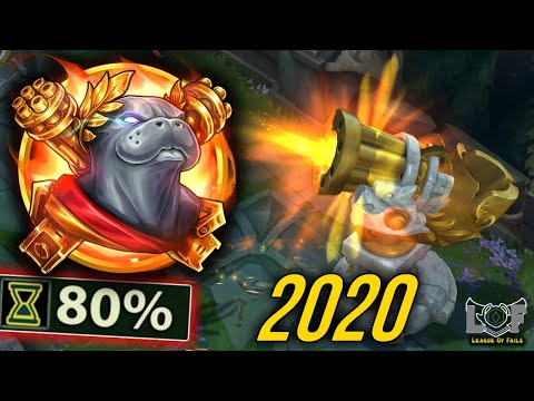 URF is FUN (Pentakill, 1v5, Outplays) and LoL Moments 2020 - League of Legends