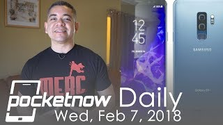 Samsung Galaxy S may change to X? Pixel Visual Core expands & more - Pocketnow Daily