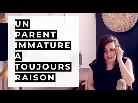 Le parent qui a toujours raison