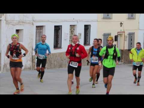 II Chamizo Trail. Final de la I Copa Provincial de Trail Diputación de Málaga